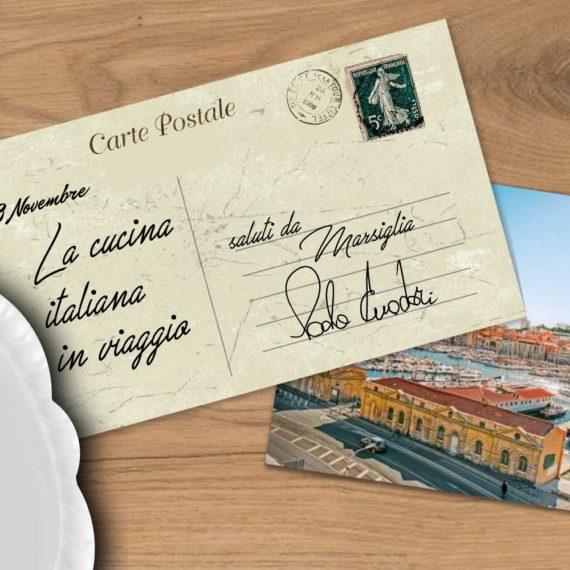 Cucina italiana in viaggio - Marsiglia
